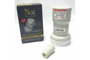 Next YE-333 0,1dB Single Gold LNB