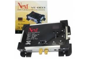 NEXT YE-803 DSB FULL Band Modülatör 12V Çıkışlı