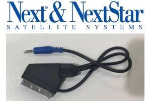 Next Minix HD AV-Scart Kablo (Tüplü Tv) Next YE -050