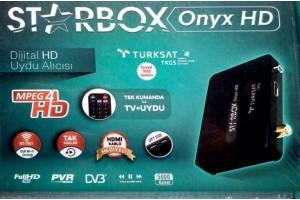STARBOX ONYX HD Uydu Alıcı TKGS Next Garantili