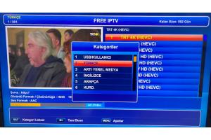 NEXT FREE IPTV UZATMA 21 GÜNLÜK Açıklamayı Okuyunuz