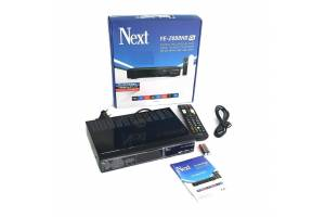 Next YE-2000 HD CX Full HD Uydu Alıcısı + Next Antenli Wifi