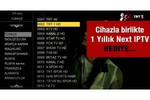 Next 2053 HD FREE IPTV UZATMA