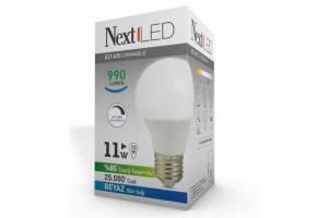 Nextled E27 DİM EDİLEBİLİR LED Ampul 11W BEYAZ