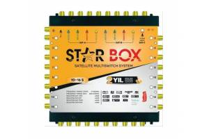 Starbox 10/16 Kaskad Santral Multiswitch