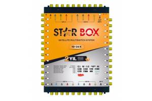 Starbox 10/24 Kaskad Santral Multiswitch