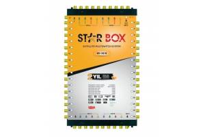 Starbox 10/32 Kaskad Santral Multiswitch
