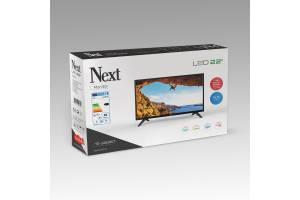 Next YE-22020KT 22 İnç 55 Ekran Uydu Alıcılı LED Monitör